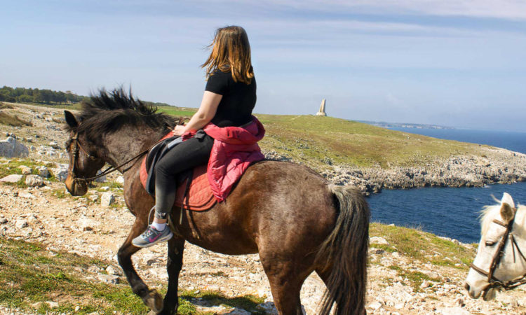 Masseria San Cosimo escursioni cavallo