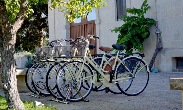 Masseria San Cosimo noleggio bici