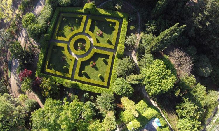 Masseria San Cosimo orto botanico la Cutura