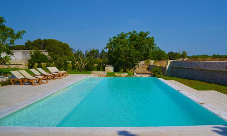 Masseria San Cosimo piscina